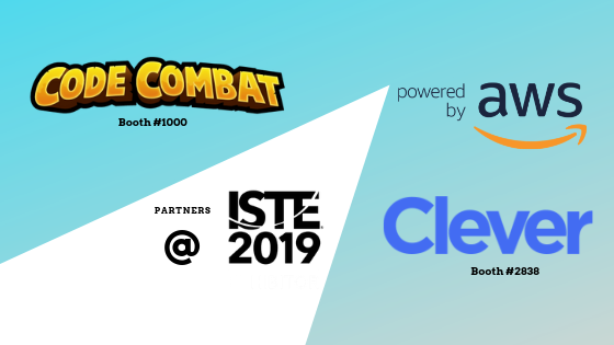 Join CodeCombat at ISTE 2019!