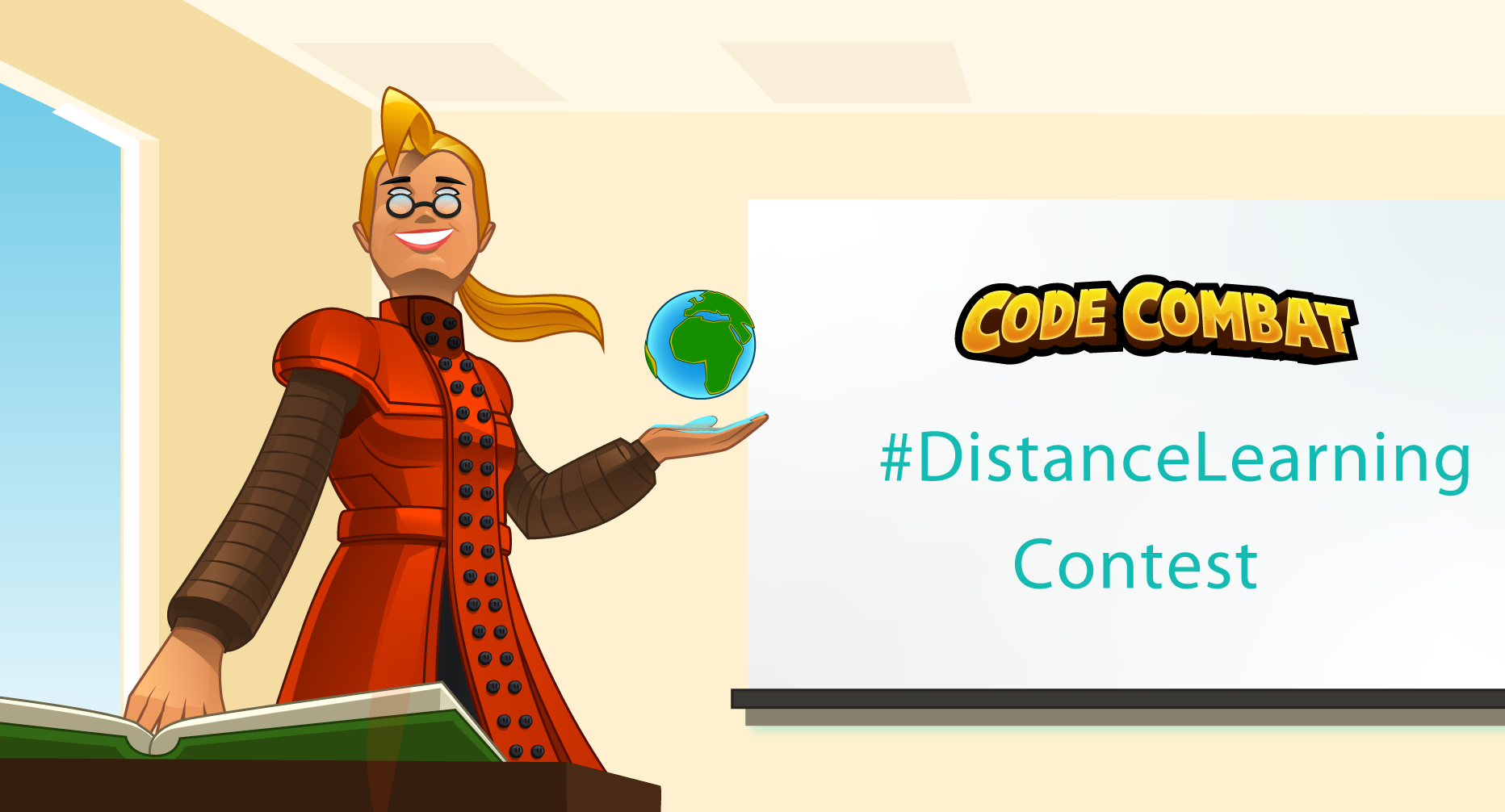CodeCombat Distance Learning Contest
